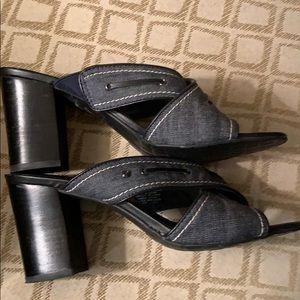 Chic Rockport Block Heels. Very lightly worn.